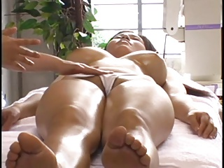 Busty Asian Massage