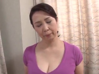 Bigtitted And Chunky Asian housewife Yuuko Kuremach Having xxx