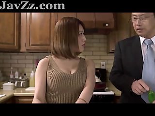 Teacher and father kitchen affair