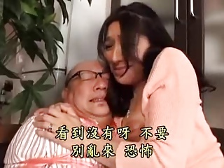 hapless cuckold can't protect his wife from hard fuck