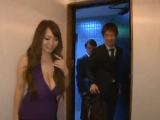 Hitomi Tanaka Titfucks couple Awesome guys During the Party