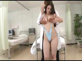 Japanese Titty Play